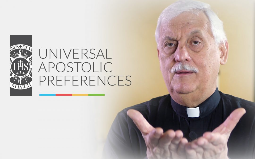 New videos: Universal Apostolic Preferences explained by Fr. Arturo Sosa, S.J.