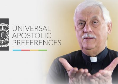 Universal Apostolic Preferences explained by Fr. Arturo Sosa, S.J.